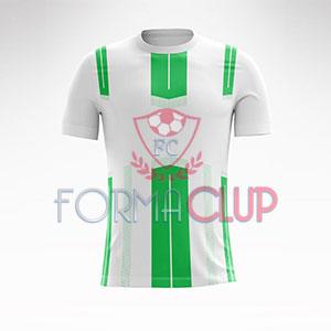 2018 Dortmund Yeşil/Beyaz Halı Saha Forması + Şort